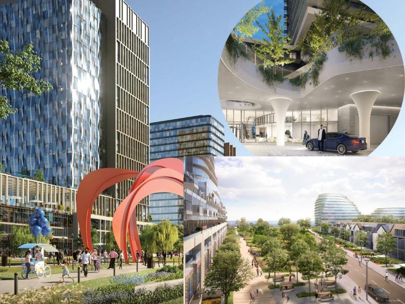 Mississauga's Pre construction Condo Releases in 2020