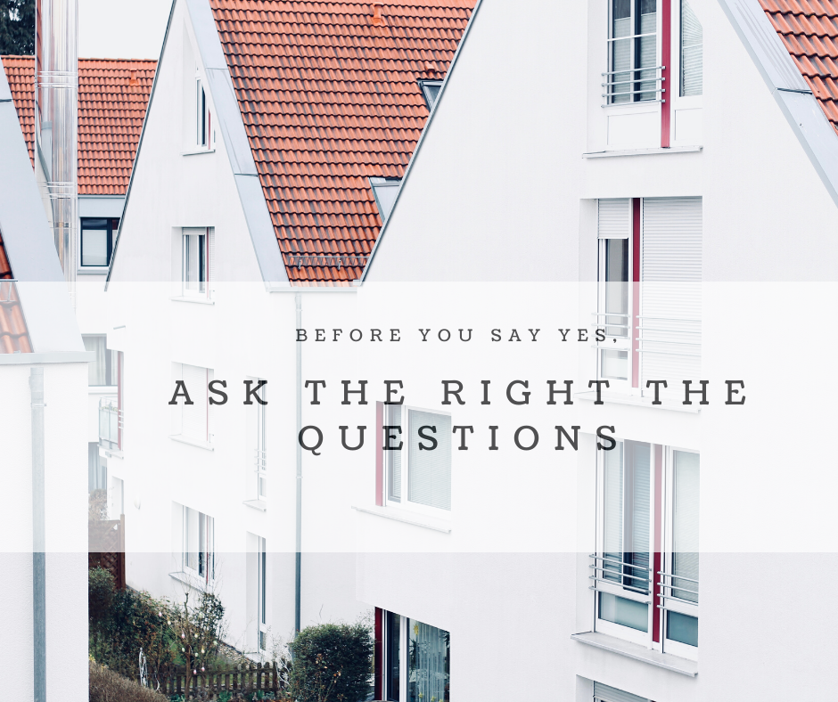 What to Ask Before You Hire an Agent