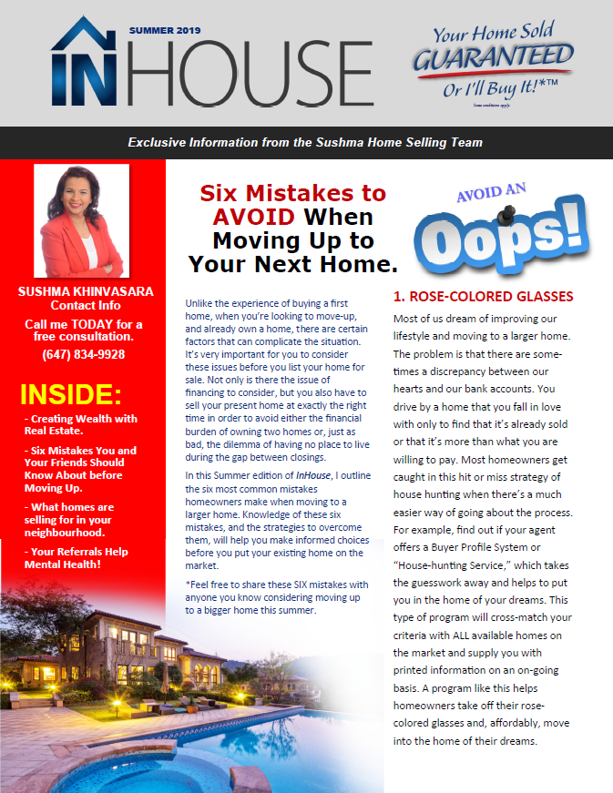 Summer 2019 Real Estate News